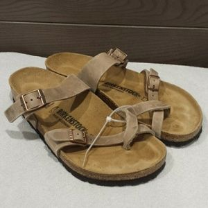 New Birkenstock Mayari Sandals size 41